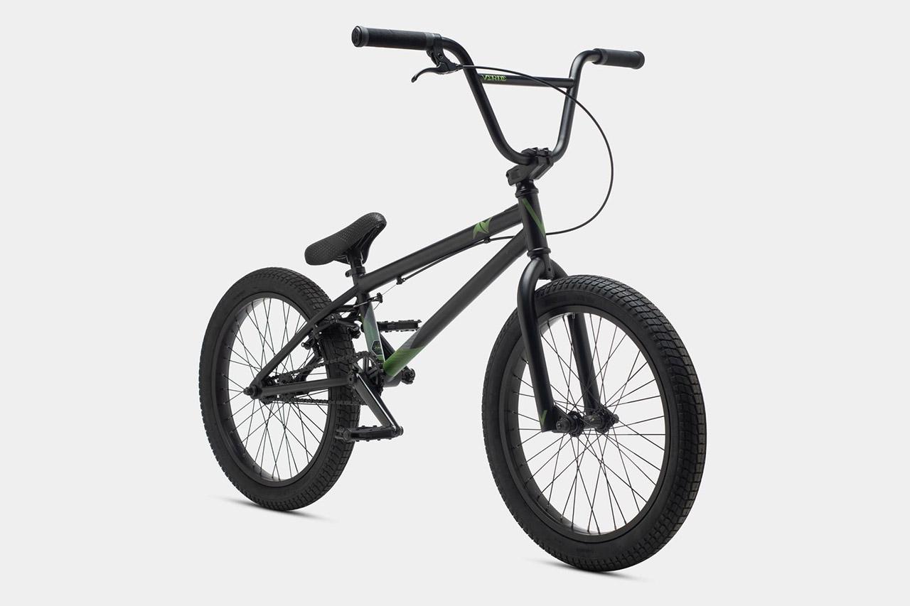 Das Verde Bikes AV in schwarz
