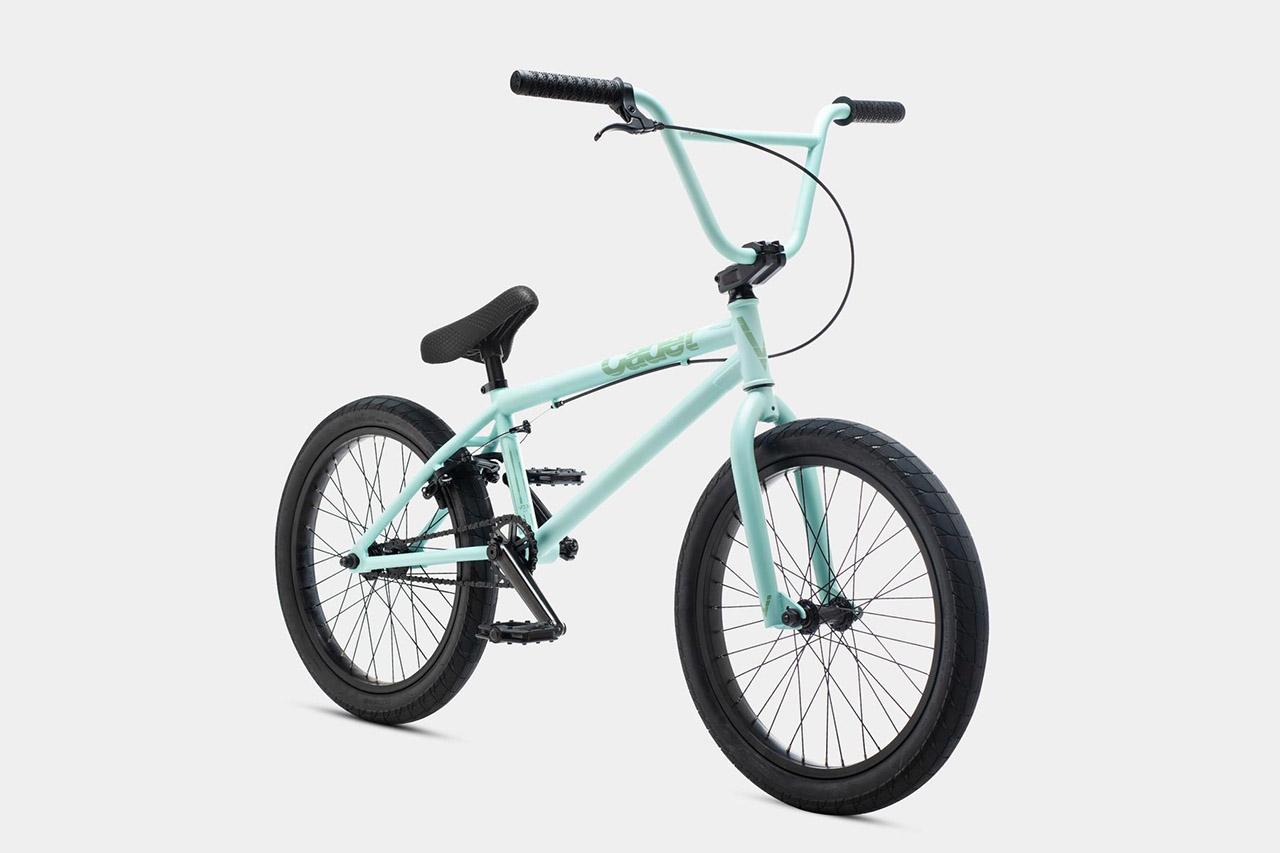 Das Caset von Verde Bikes in mint