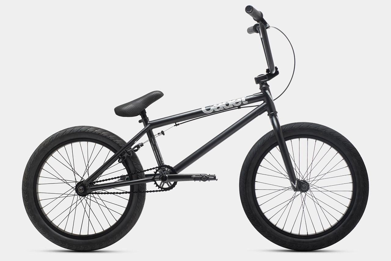 Das Caset von Verde Bikes in schwarz