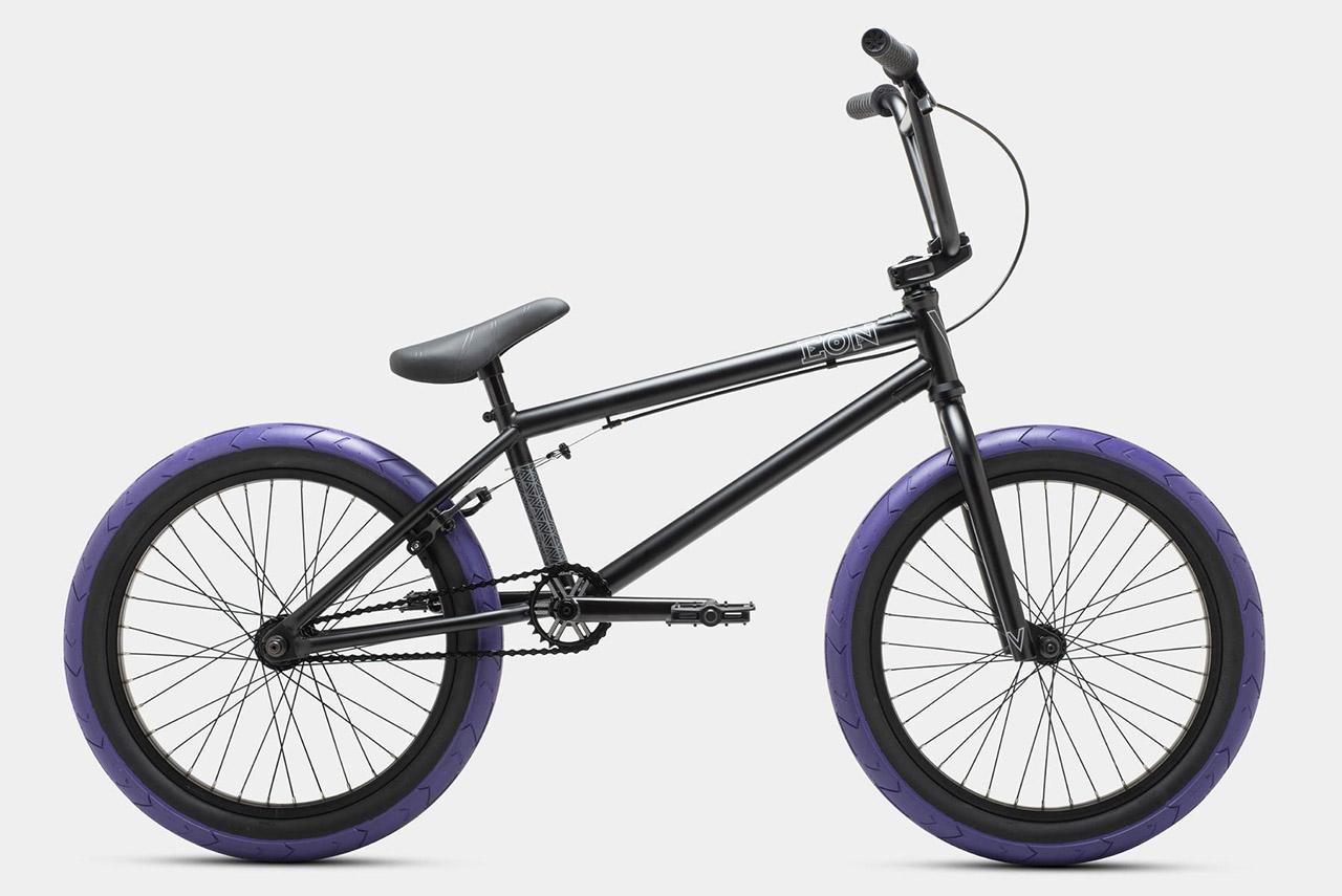 Das Eon von Verde Bikes in schwarz