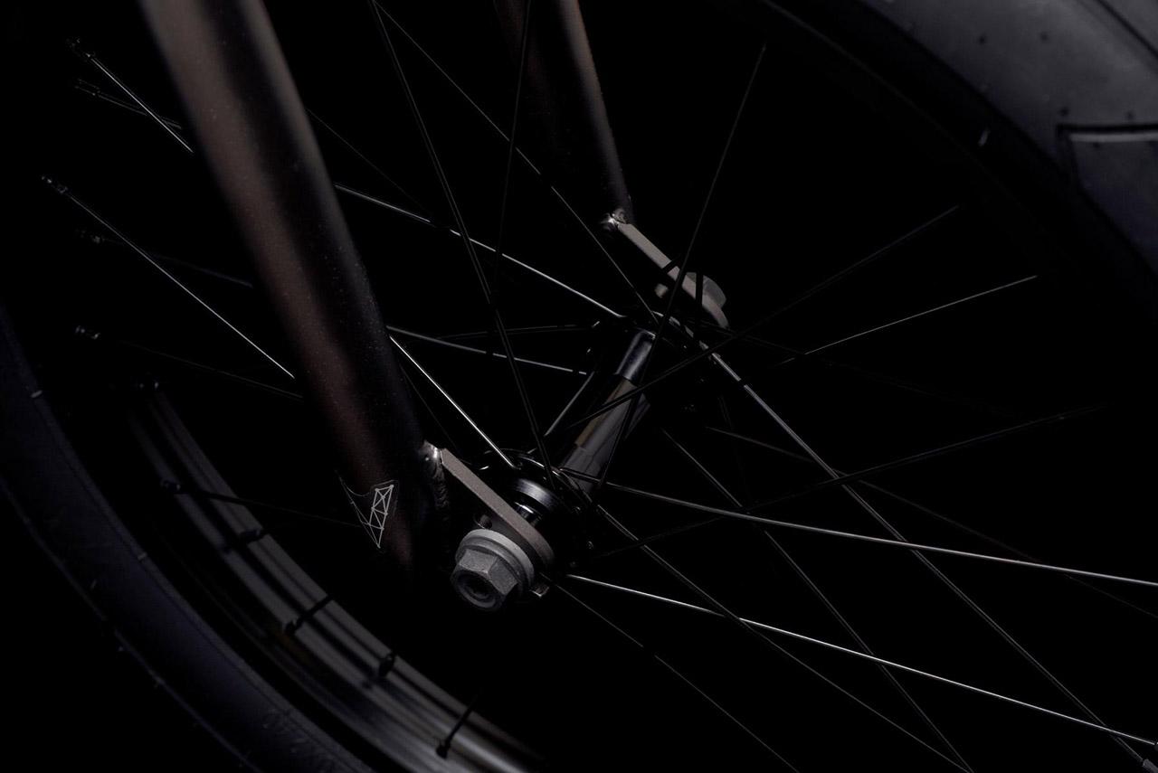 Abgedichtete Industrielager sind bei allen Modellen von Verde Bikes Standard