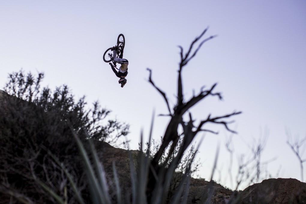 Mit am Start bei der Rampage 2014: Brandon Semenuk; Foto: Red Bull