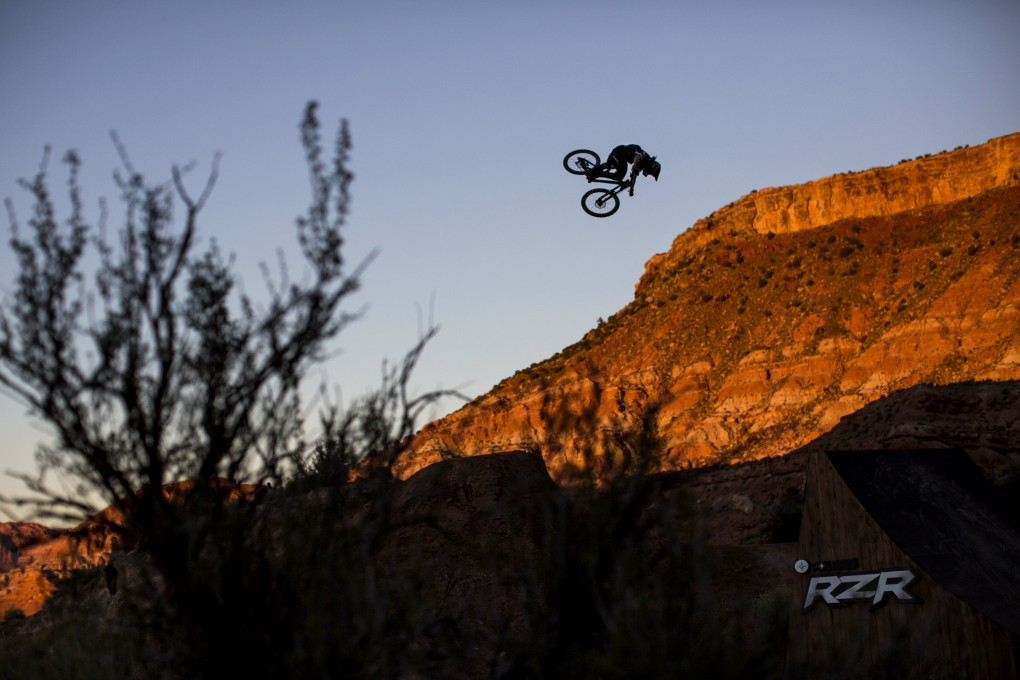 Graham Aggasiz beim Training; Foto: Red Bull