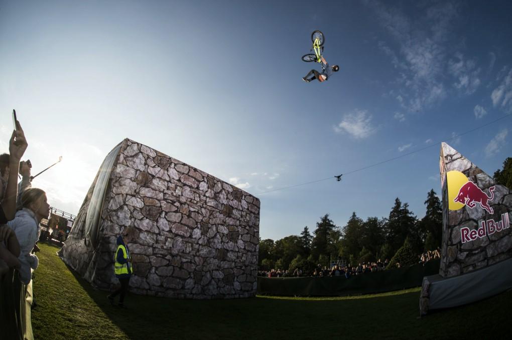 Nils Buller landete auf Rang 2; Foto: Red Bull