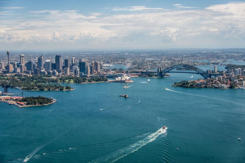 Sydney is an obvious choice on an Australian gap year...  Photo: iStock
