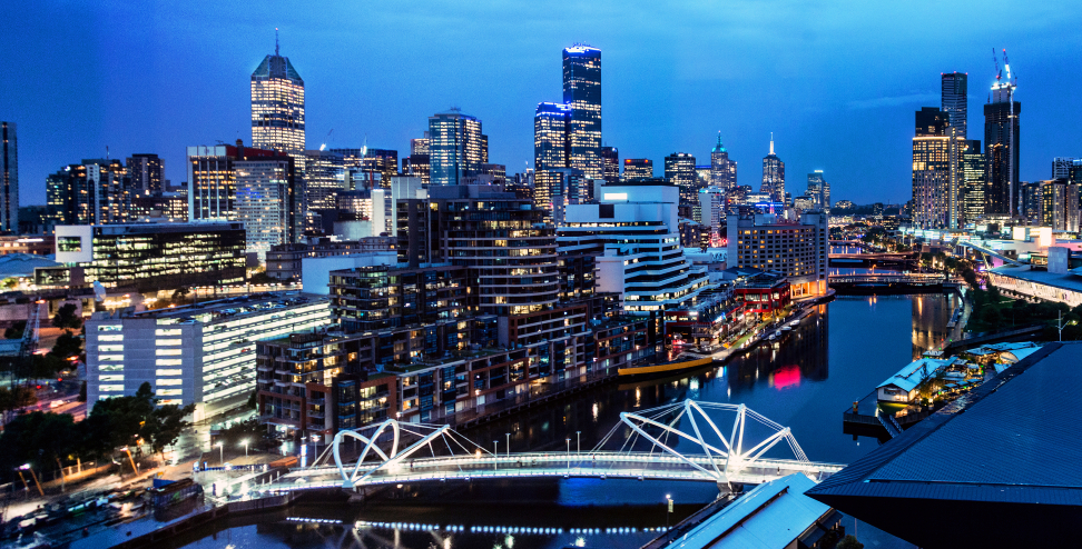 And Melbourne isn't too bad a place to get a gap year job either! Photo: iStock