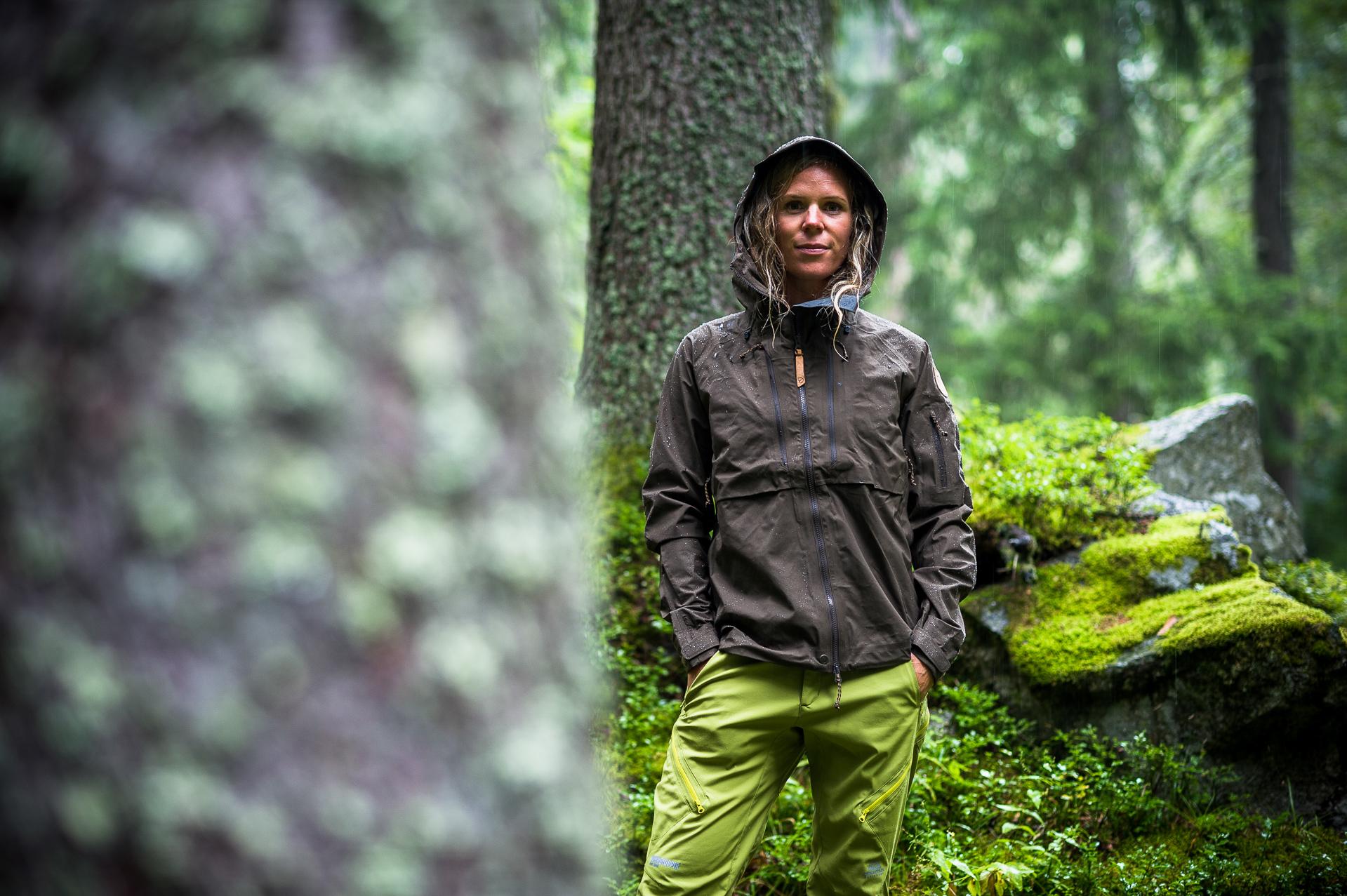 verkauft 100% Qualitätsgarantie heißester Verkauf Fjällräven Keb Eco-Shell Jacke Review - Explore Ma...