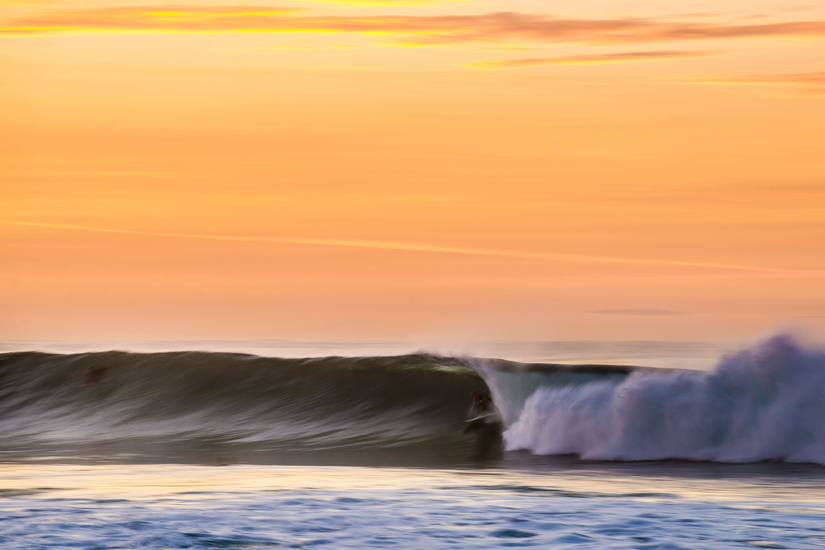 Mick Fanning surft in Torquay, Victoria. Credit: Trevor Moran / Red Bull Content Pool