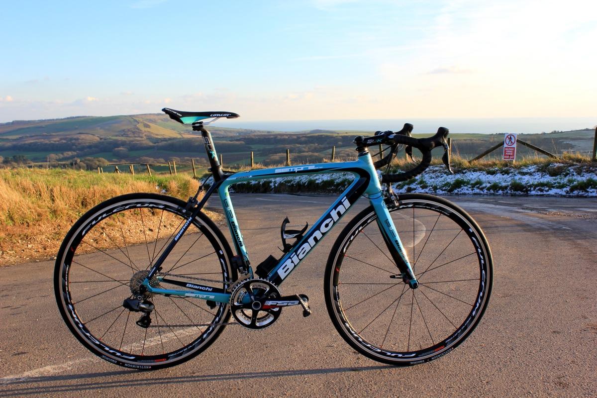Bianchi Sempre Pro - komplett