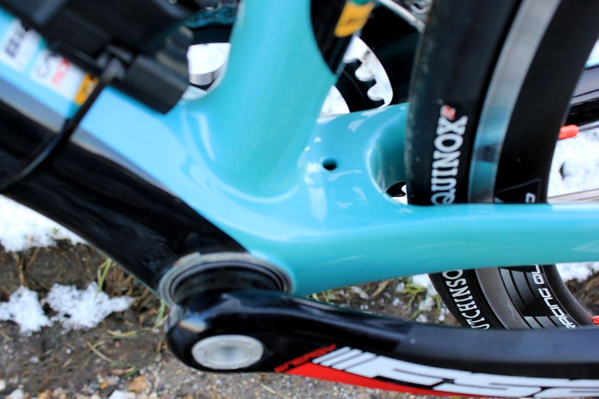 Bianchi Sempre Pro - Tretlager