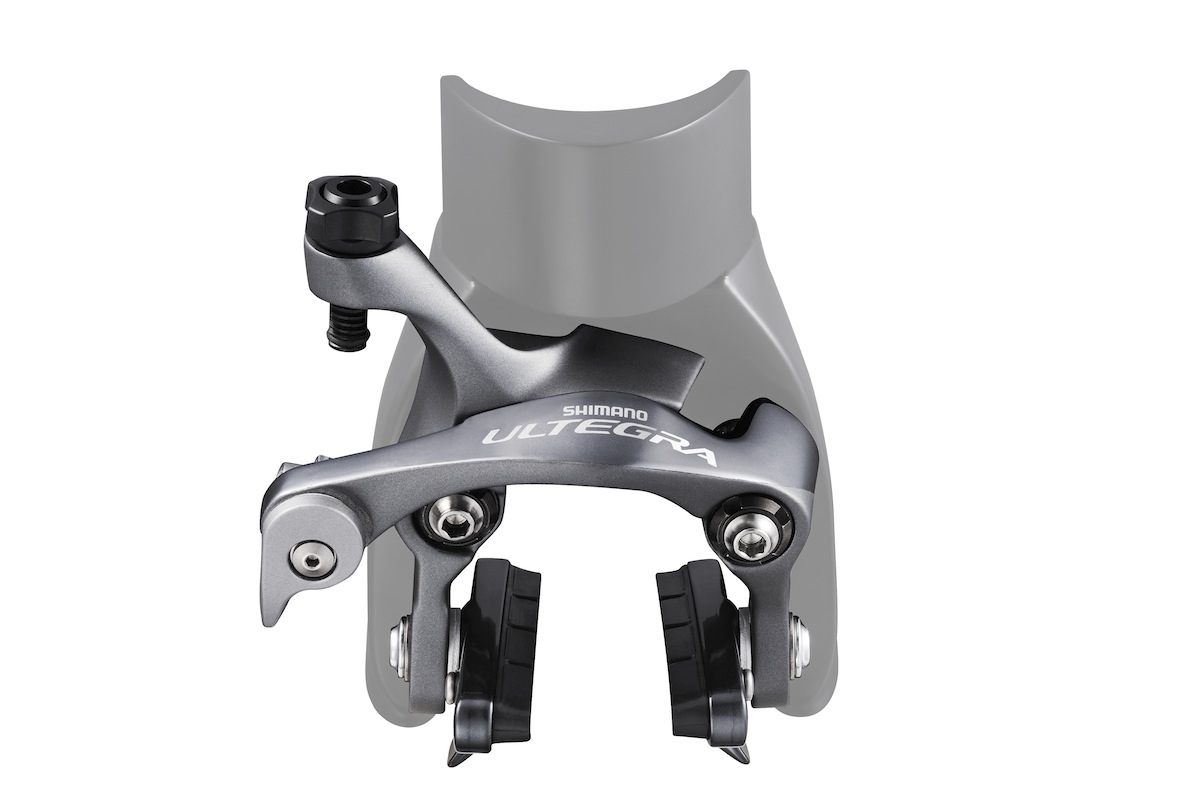 Shimano BR-6810 aero brake, Pic: ©Shimano, Used with permission