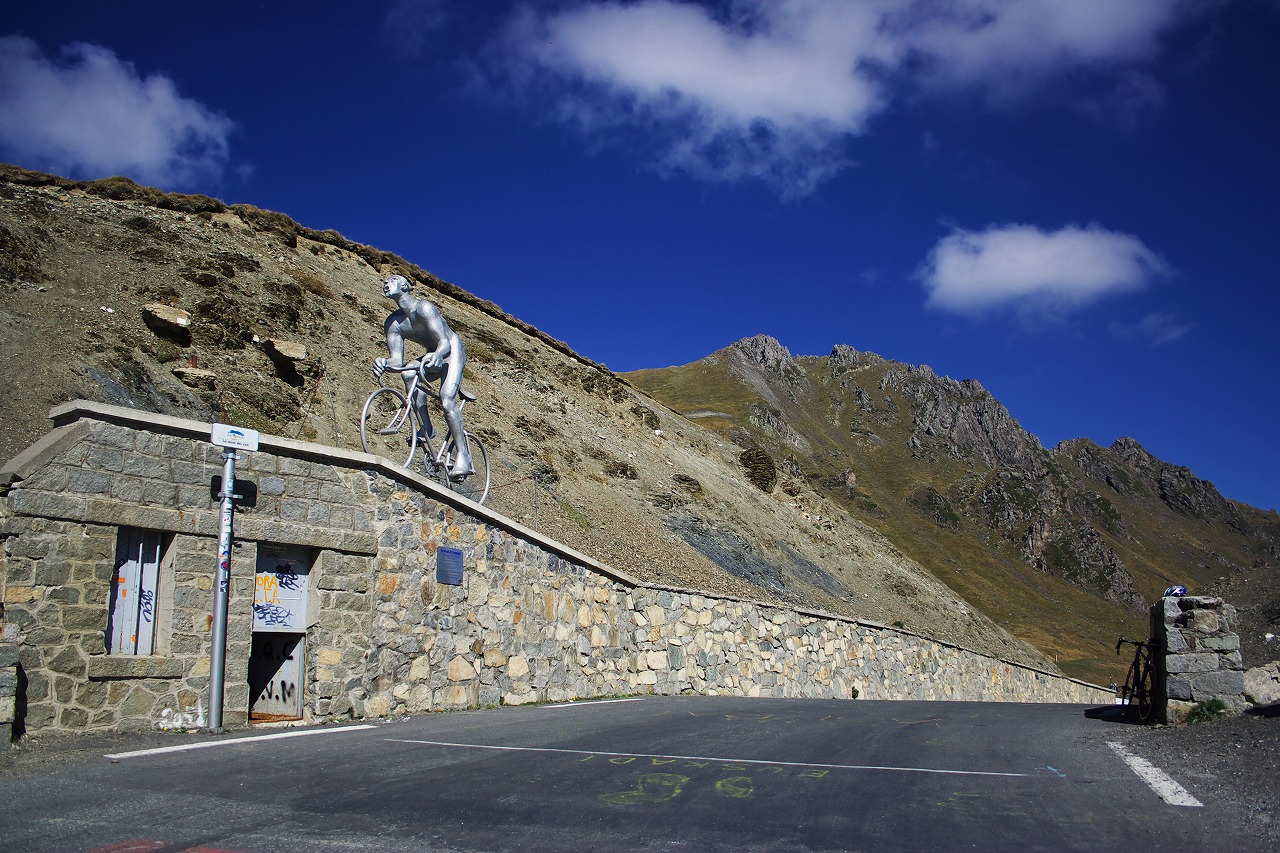 Col du Tourmalet, Pyrenees, climb, mountain (Pic: muneaki / Creative Commons)