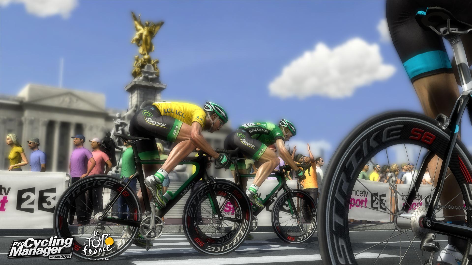 Radsport-manager, Tour de France
