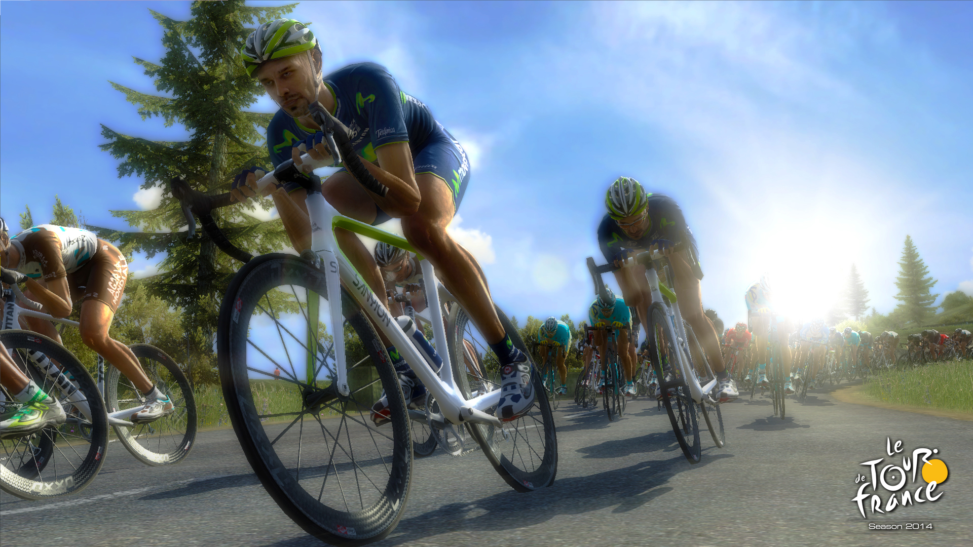 Tour de France Radsport Manager