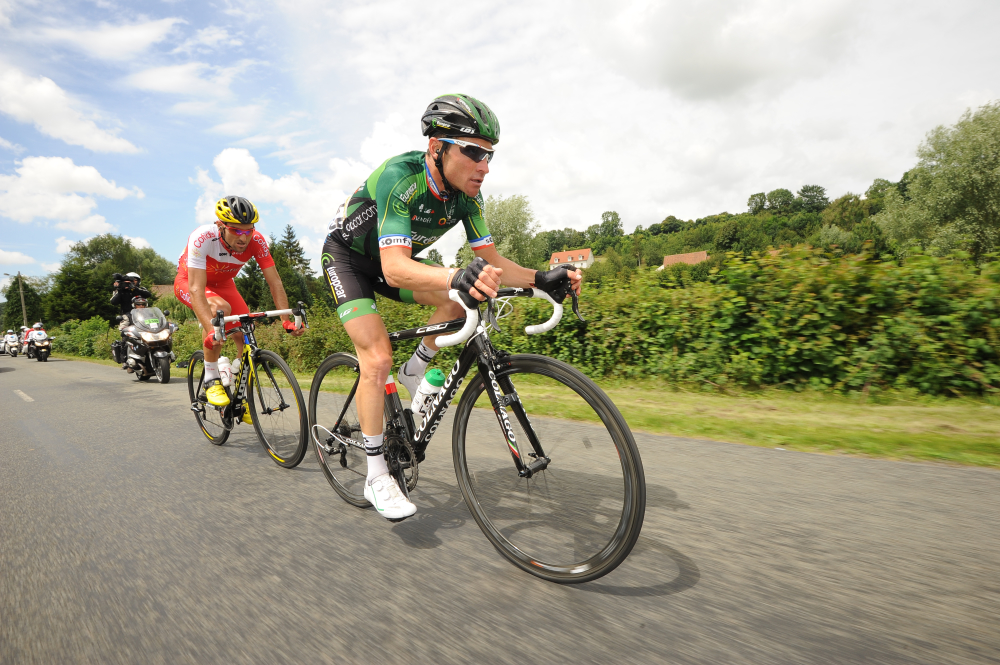 4. Etappe, Tour de France