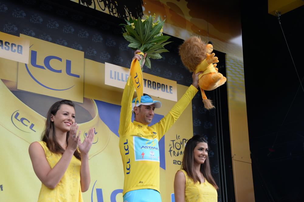 Nibali, Tour de France