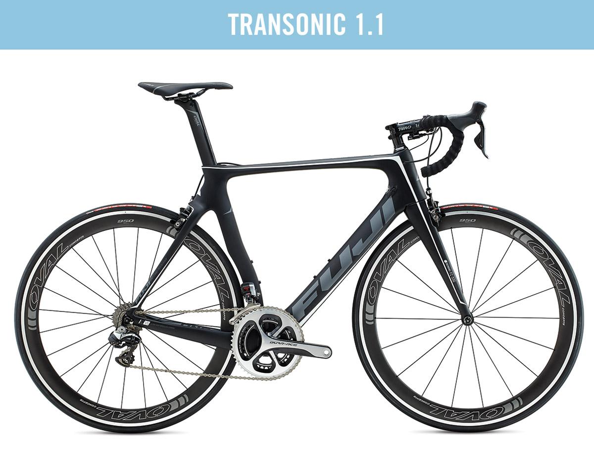 Fuji Transonic 1.1