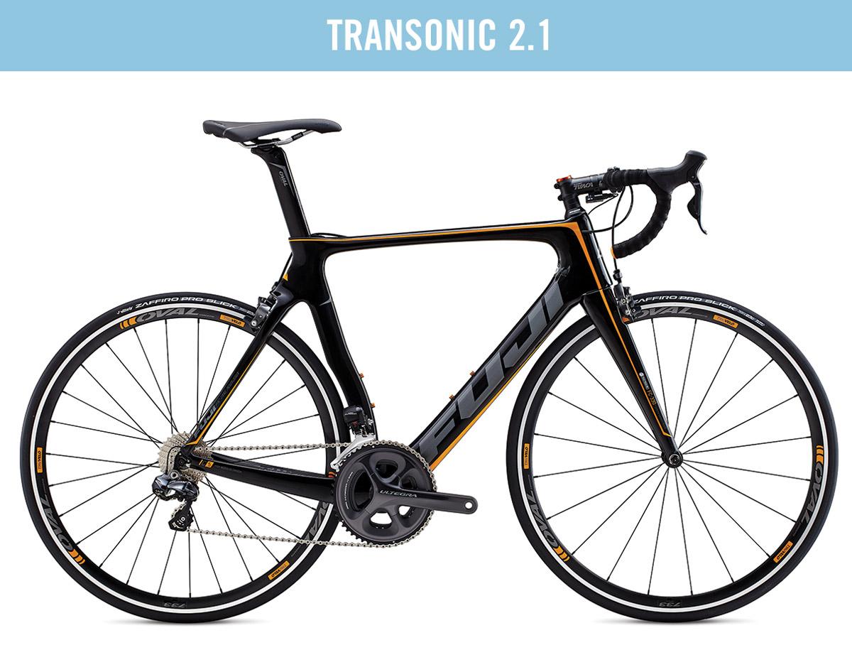 Fuji Transonic 2.1