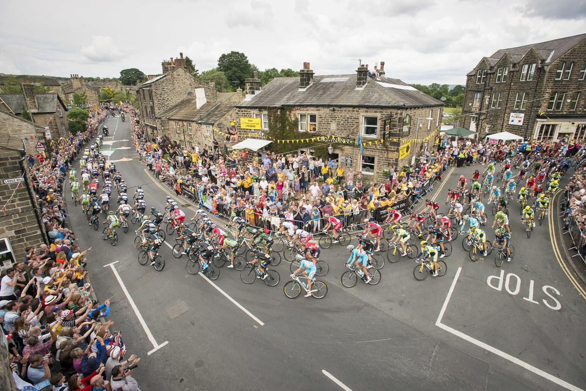 Tour de France 2014, Fahrerfeld