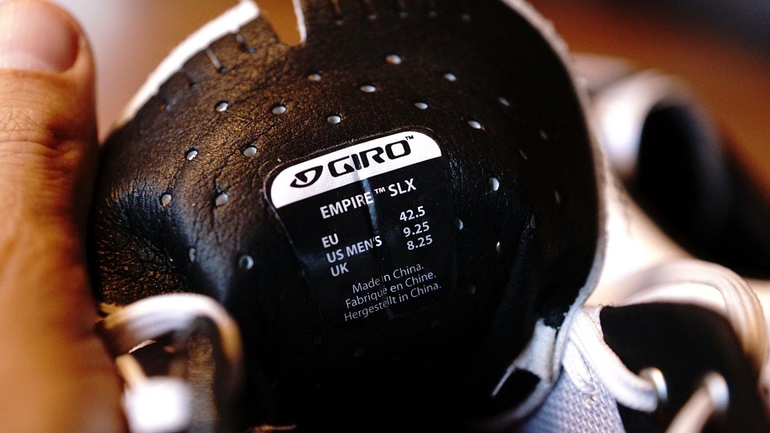 In Kalifornien entwickelt, in China gefertigt. Letzteres trifft auf nahezu jeden Schuh am Markt zu.