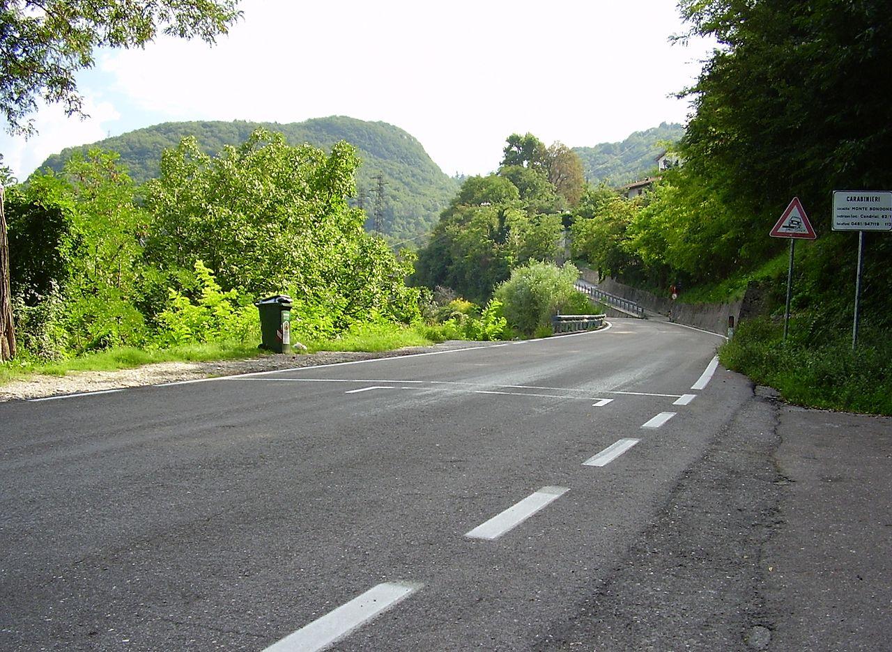 Der Monte Bondone war bereits mehrmal Teil des Giro d'Italia. (Foto: Creative Commons)