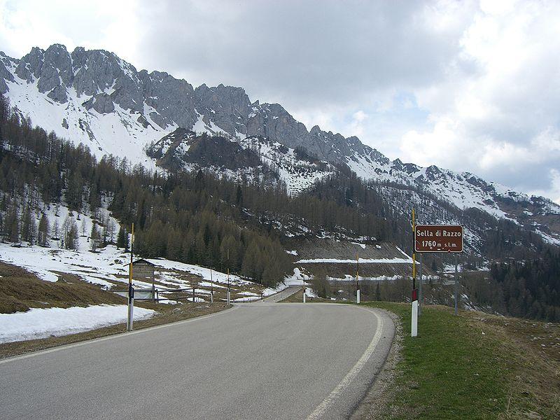 Sella di Razzo (Foto: Creative Commons)