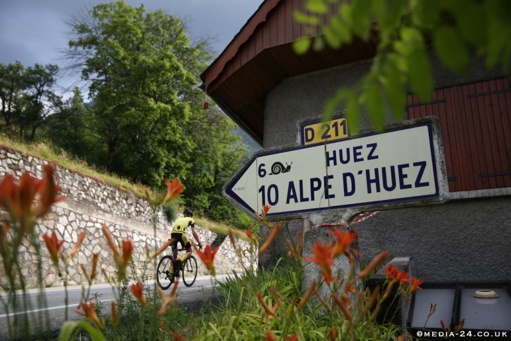 20. Etappe: Modane - Alpe d'Huez