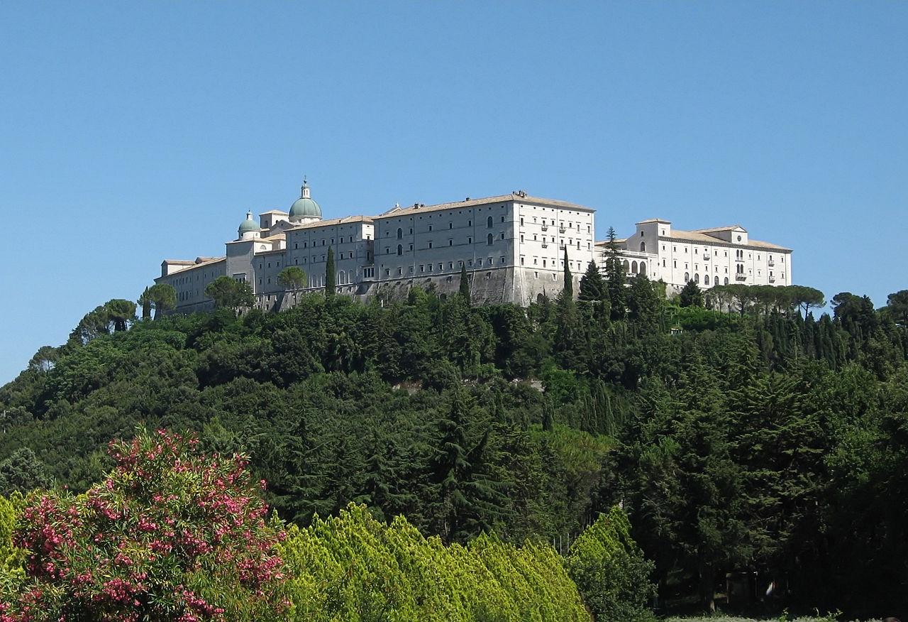 Monte Cassino (Foto: Creative Commons Ludmiła Pilecka@deWikipedia)