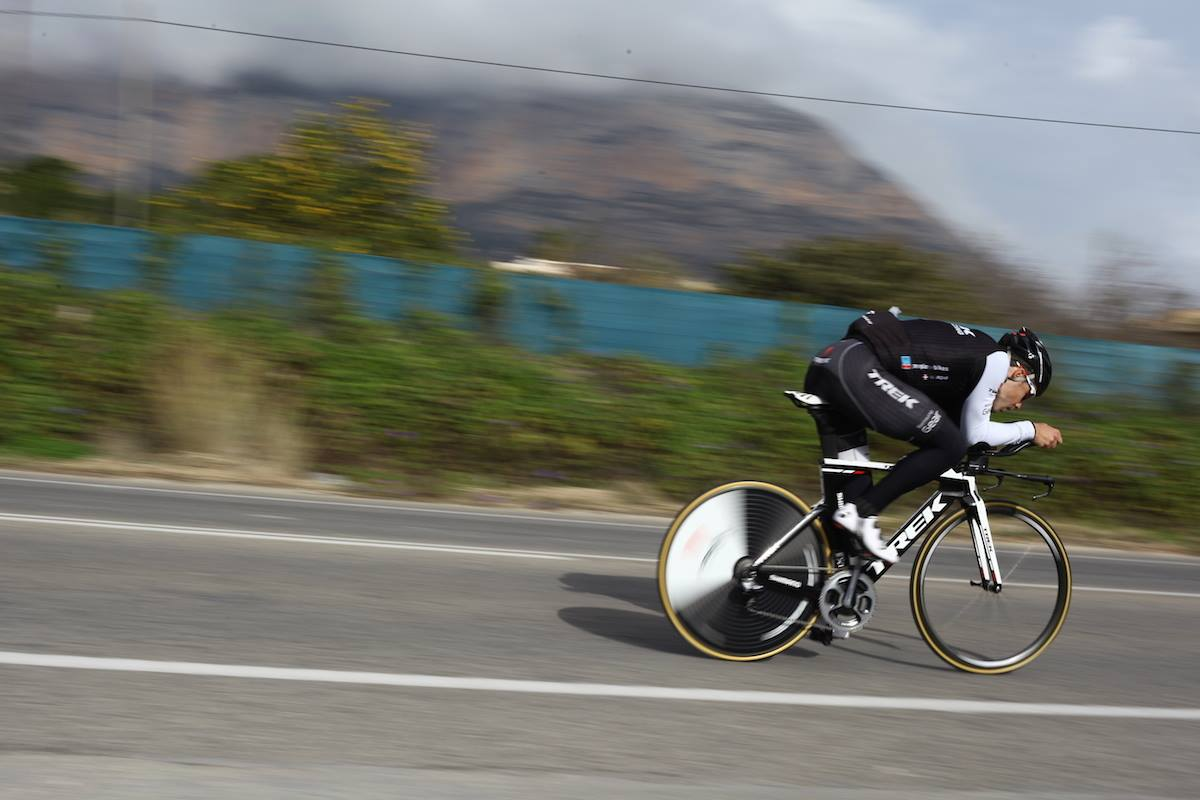 Zeitfahren trainieren mit Trek. (Foto: Trek)