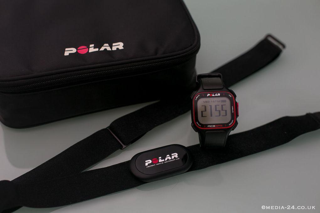 Mit einem Herzfrequenz-Messgerät kannst du den Grad deiner Erschöpfung messen. (Foto: Media24)