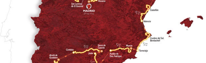 Die 14. Etappe von Vitoria nach Fuente del Chivo ist mit 213 Kilometern die längste bei der diesjährigen Vuelta a Espana.