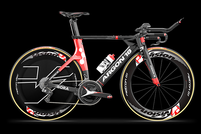 Teambike Bora - Argon 18 E-118 Next