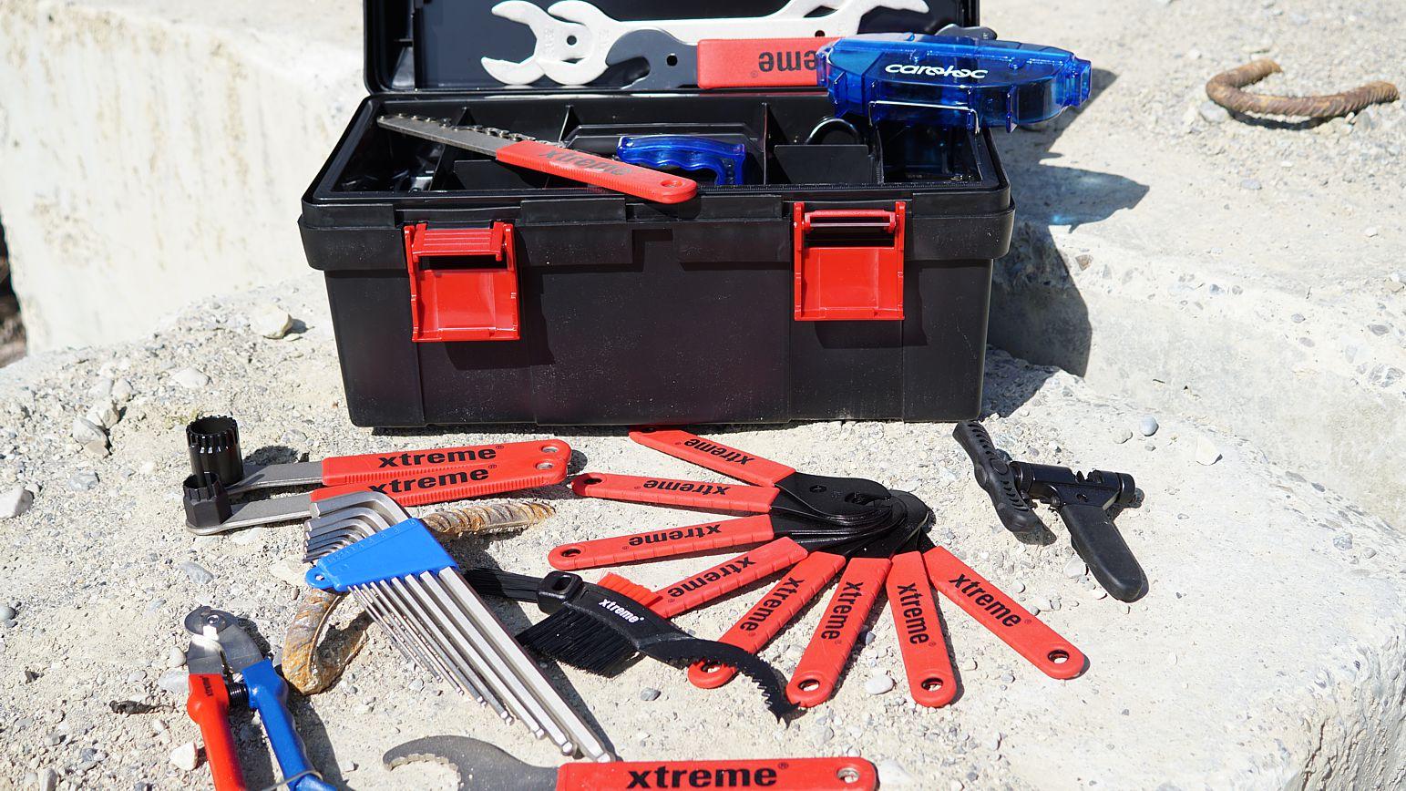 Rose Xtreme All-in-one XXL Werkzeug Set
