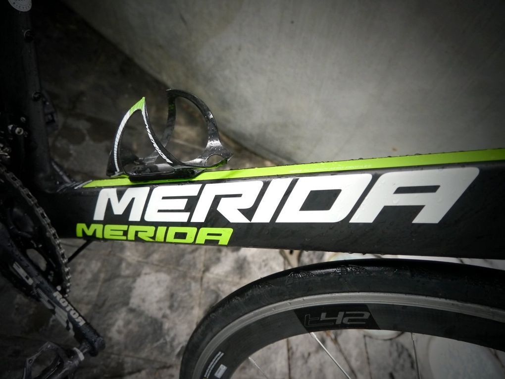 Merida Reacto DA Ltd - Leistung