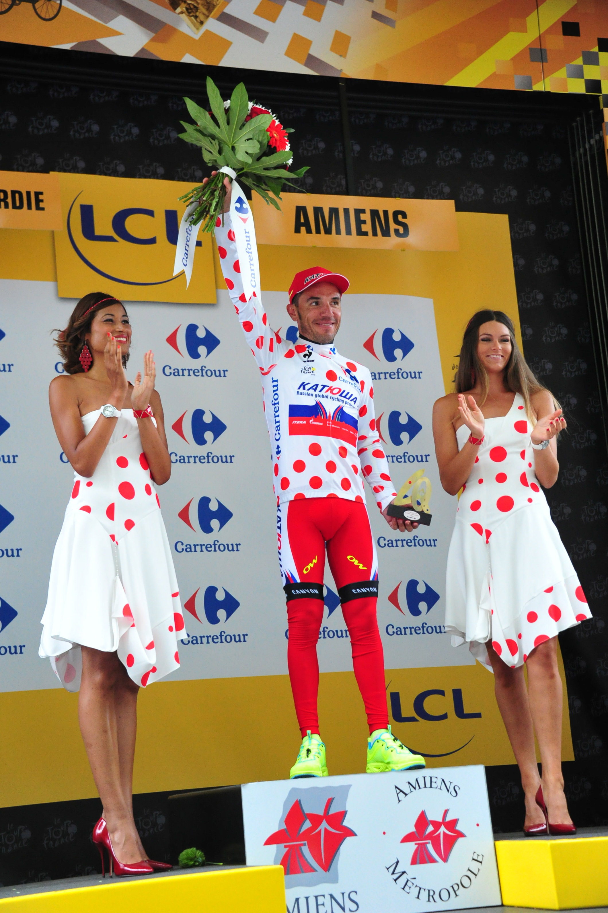 Joaquim Rodriguez - Tour de France 2015 - 5. Etappe