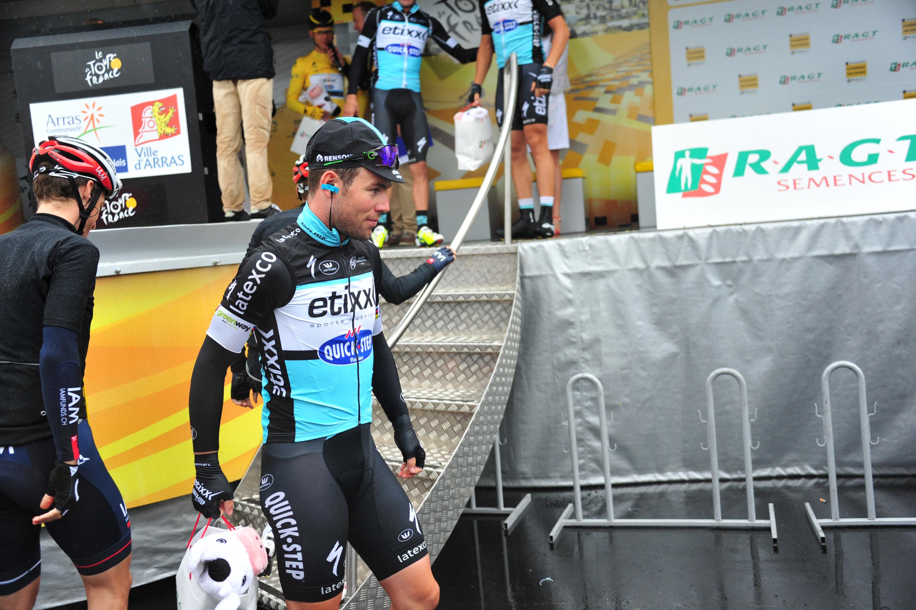 Mark Cavendish - Tour de France 2015 - 5. Etappe