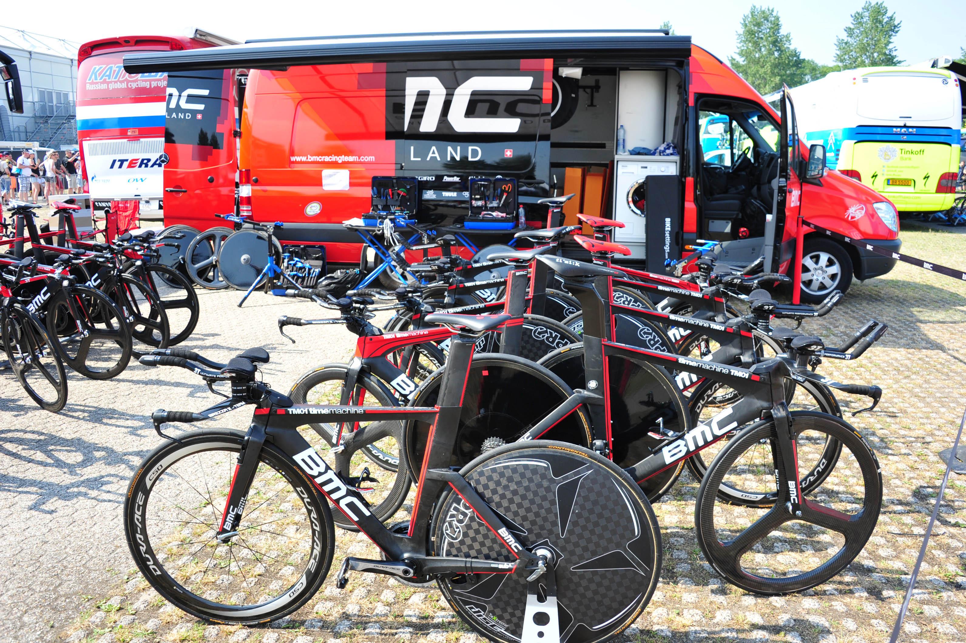 Team BMC