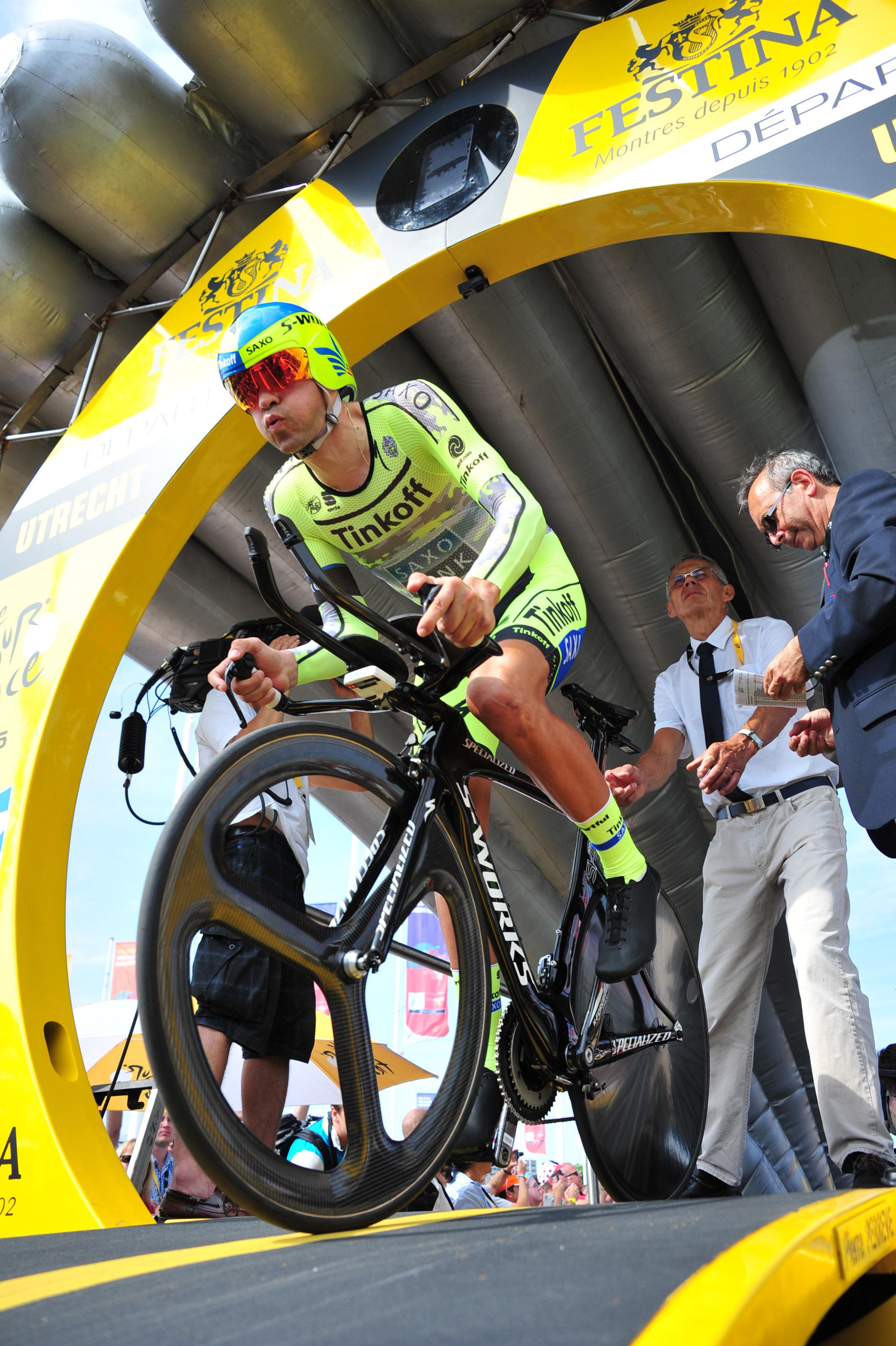 Alberto Contador - Tinkoff Saxo