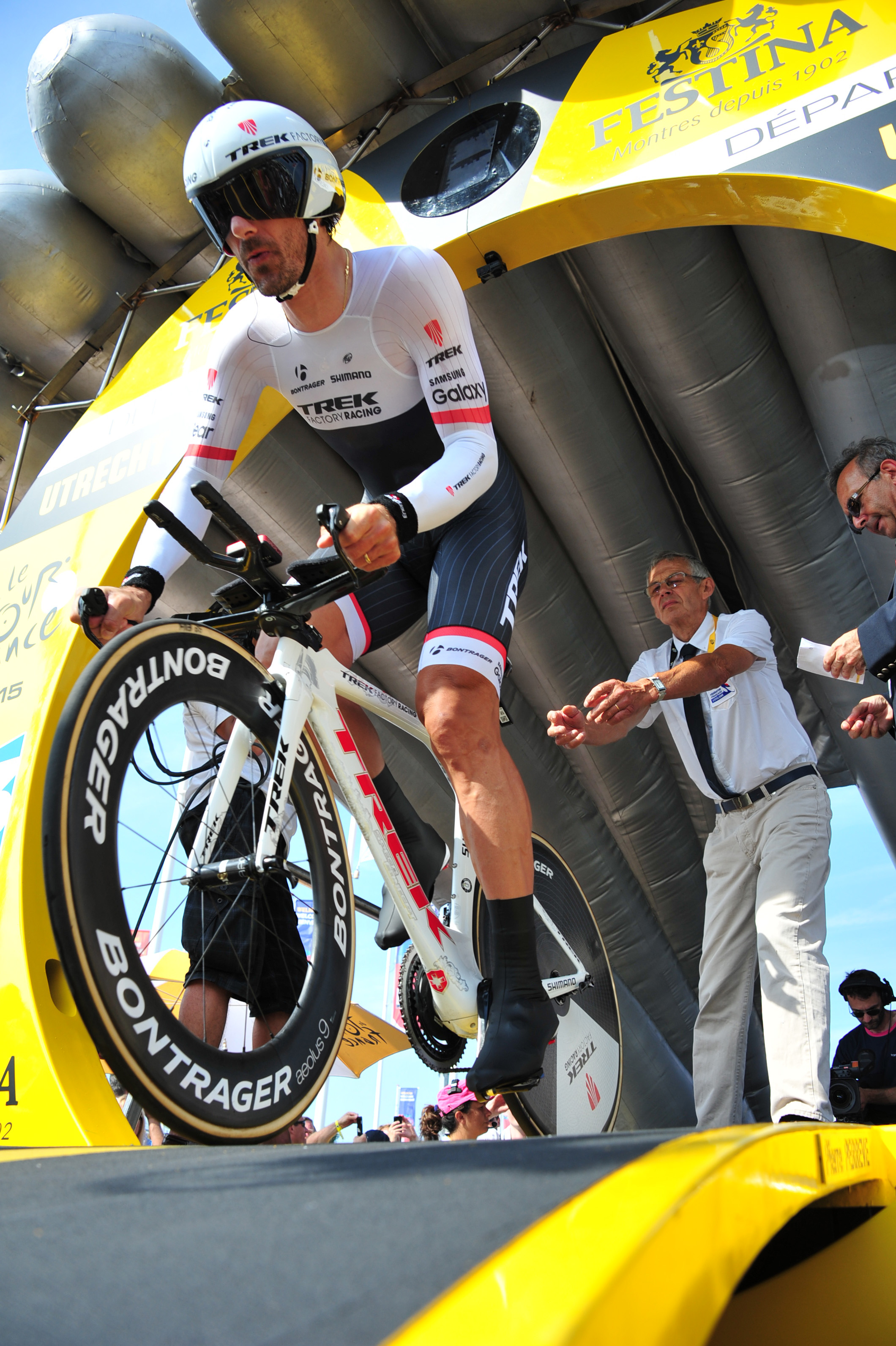 Fabian Cancellara - Trek Factory Racing