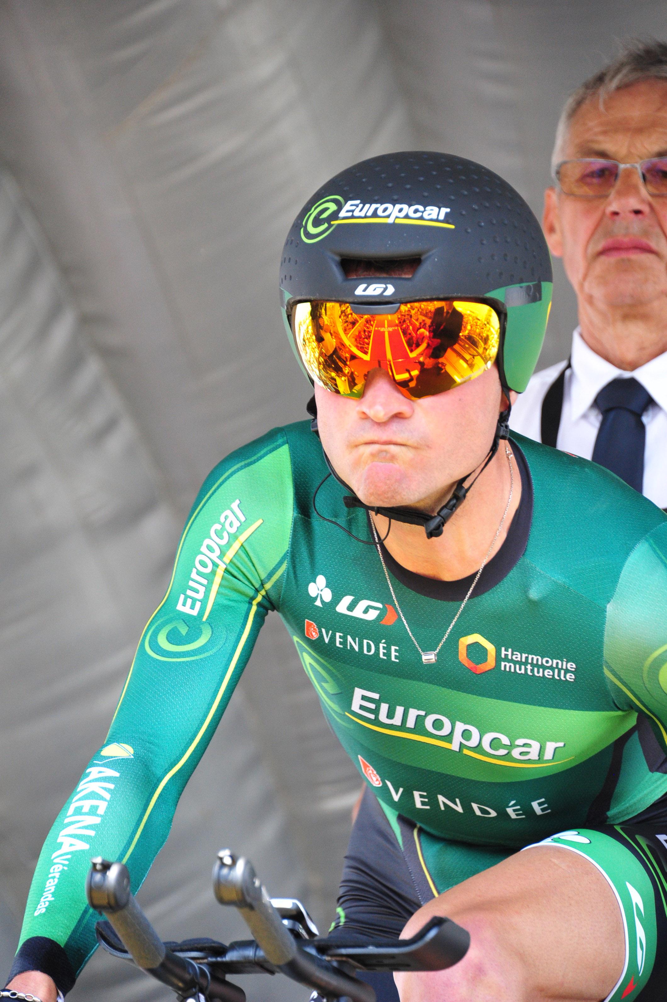 Thomas Voeckler - Europcar