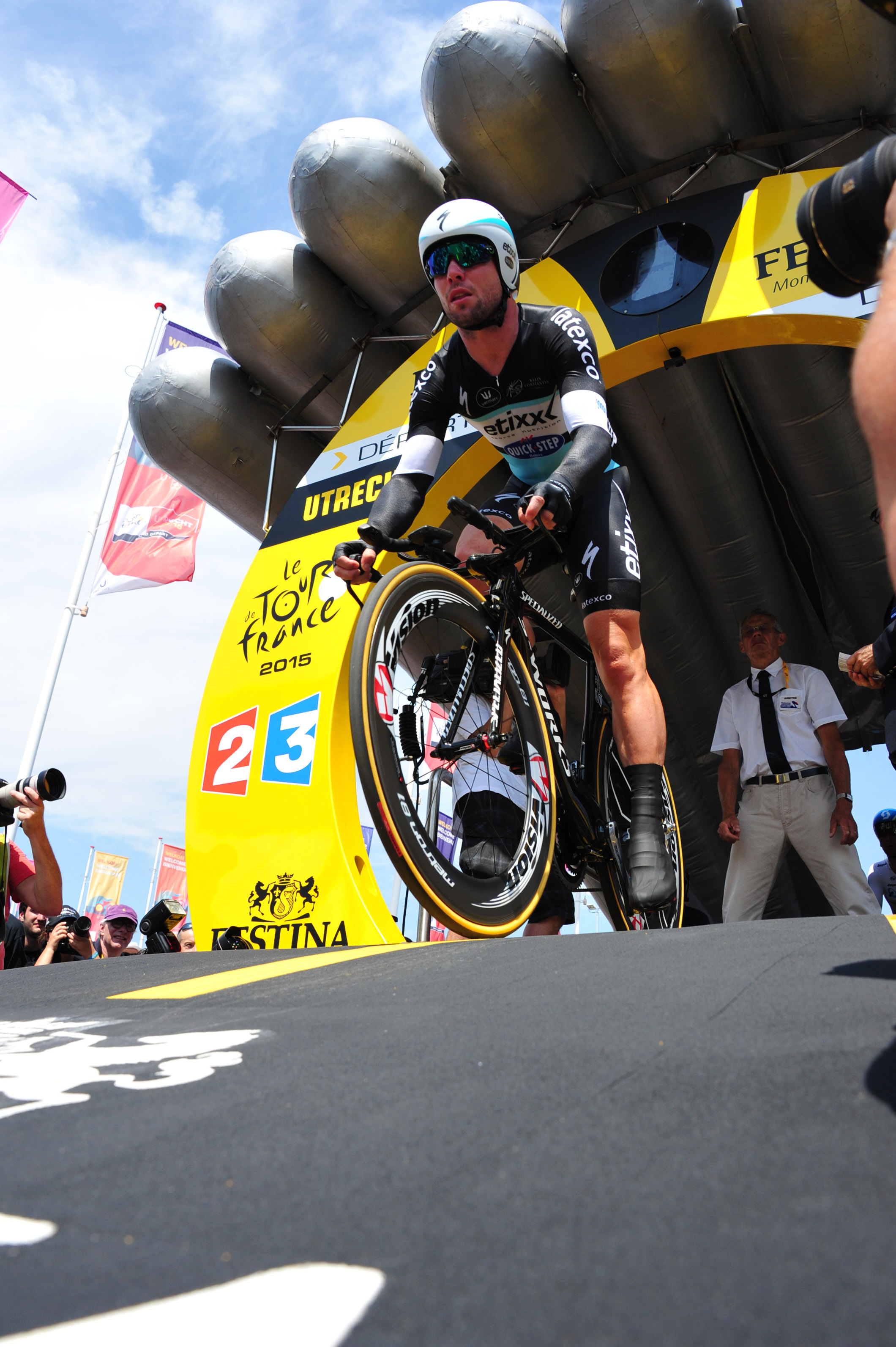 Mark Cavendish - Etixx - Quick Step