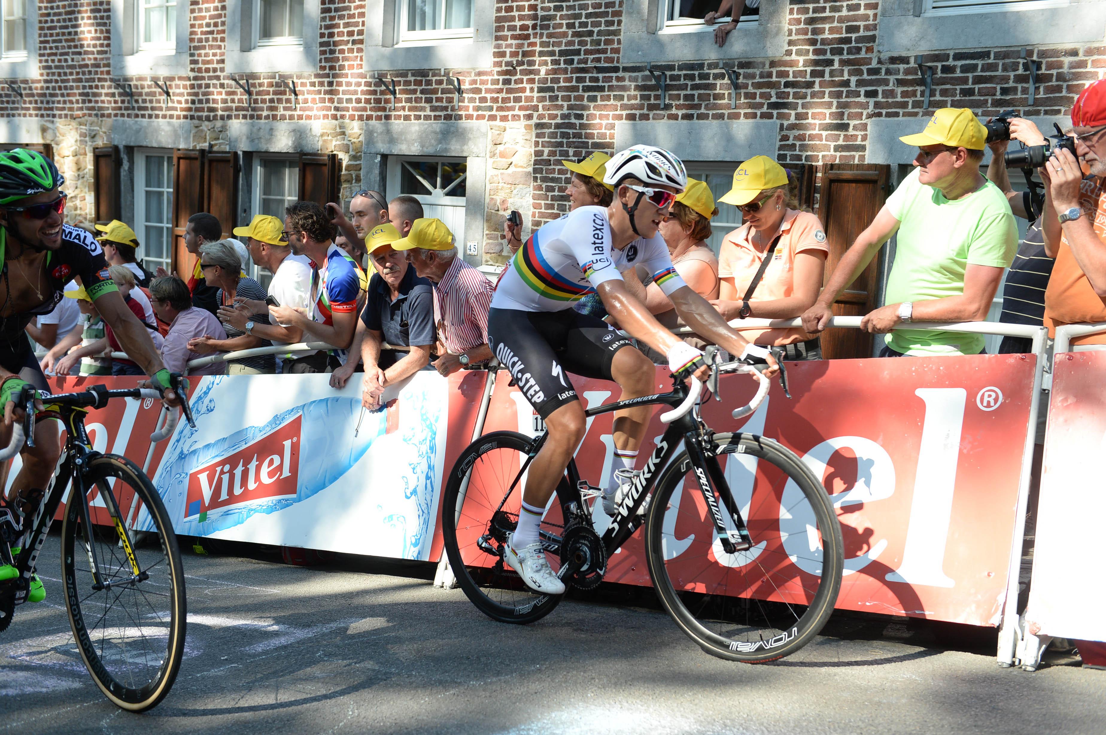 Michal Kwiatkowski - Tour de France 2015. (pic: Sirotti)