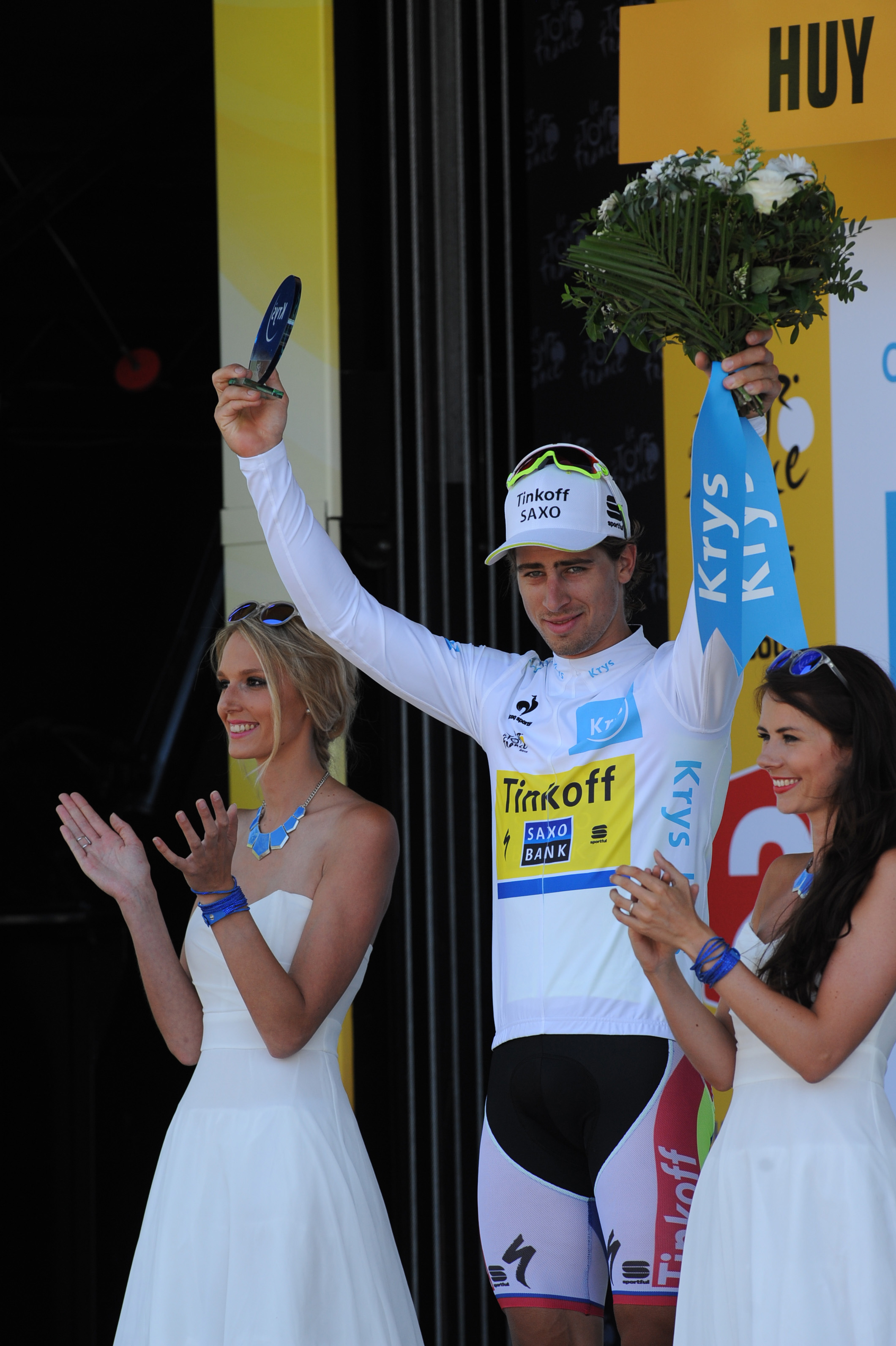 Peter Sagan - Tour de France 2015. (pic: Sirotti)