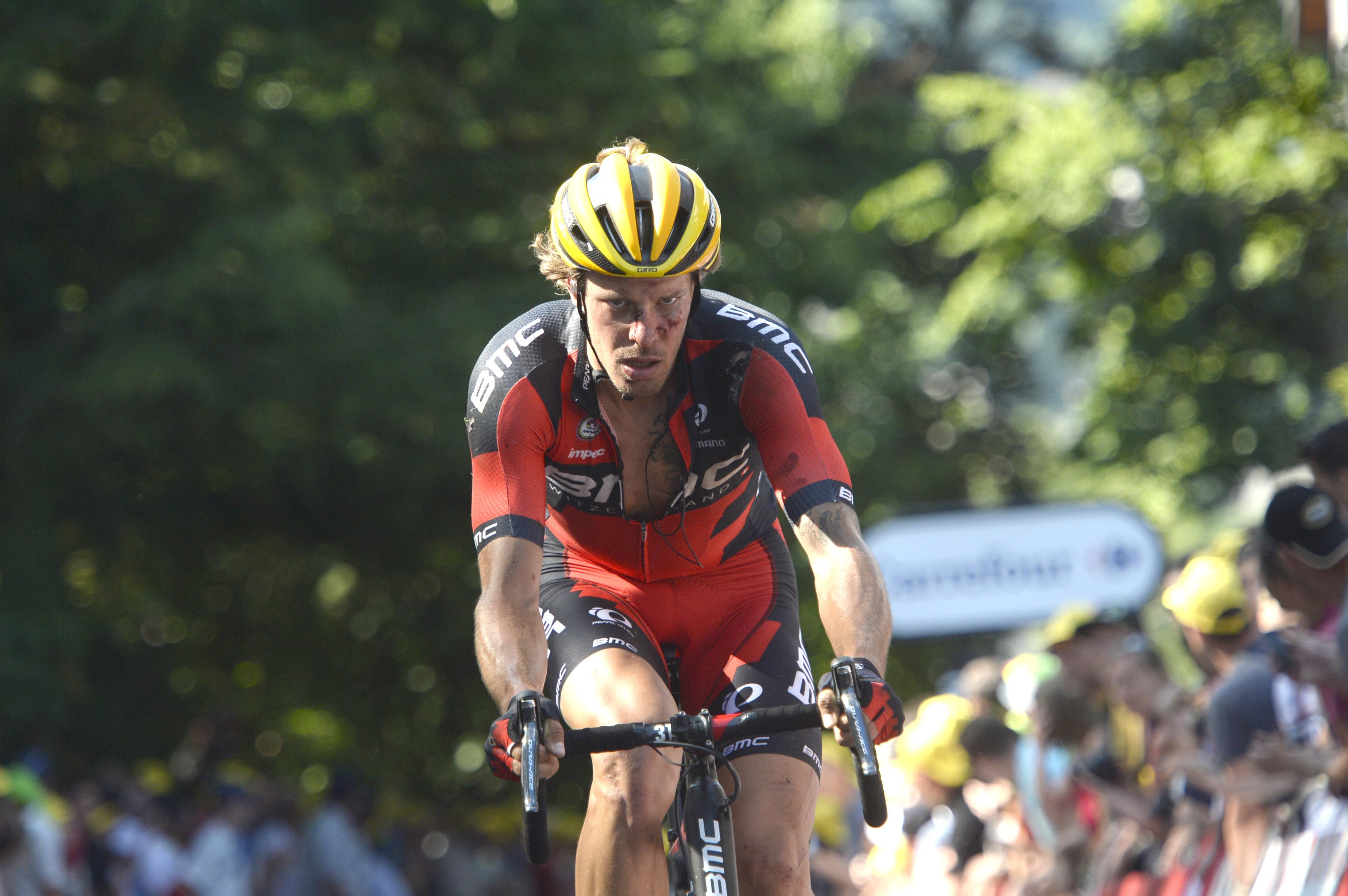 Daniel Oss - Tour de France 2015. (pic: Sirotti)