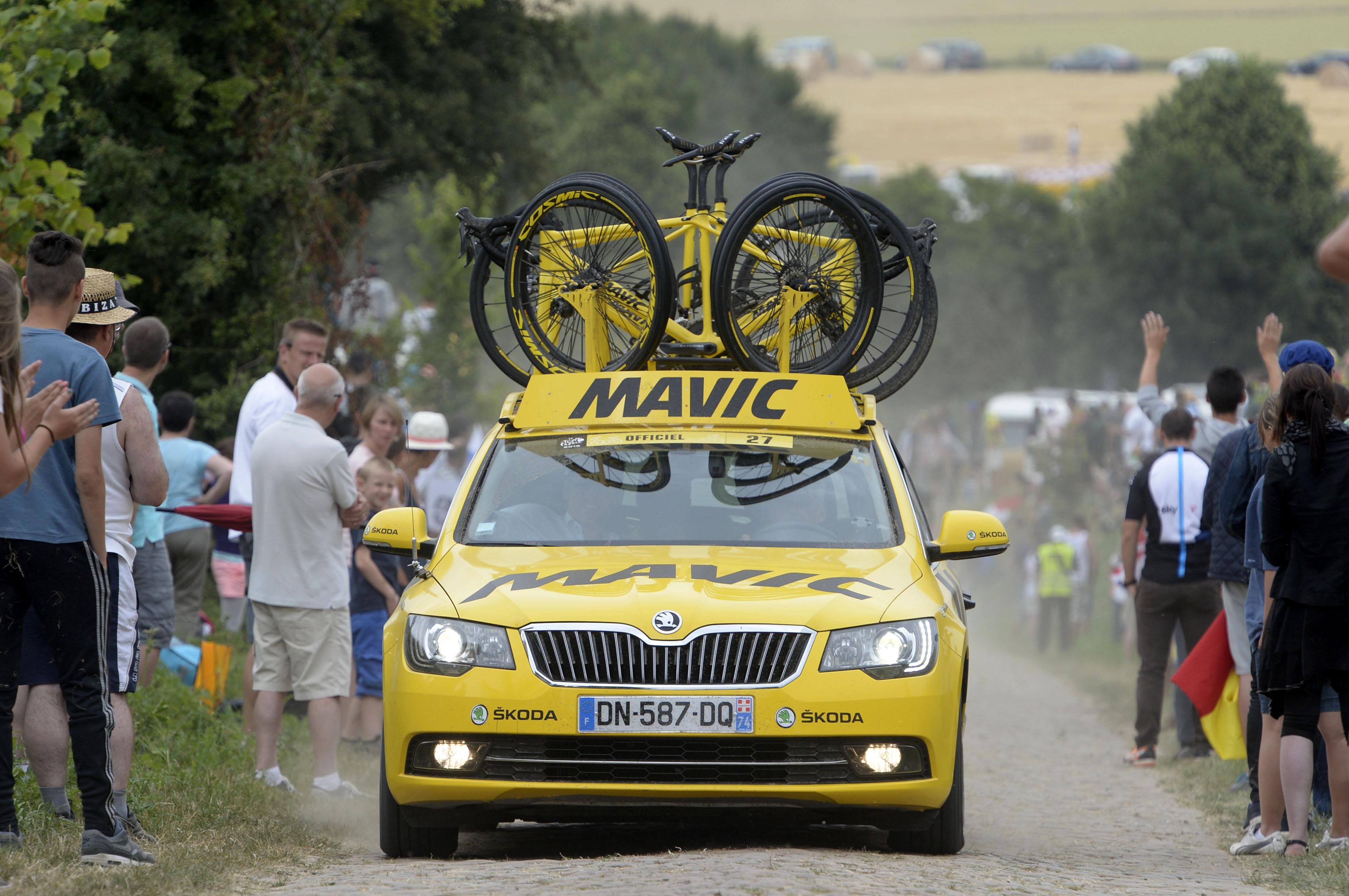 Tour de France 2015 - 4- Etappe Tony Martin siegt! (pic: Sirotti)