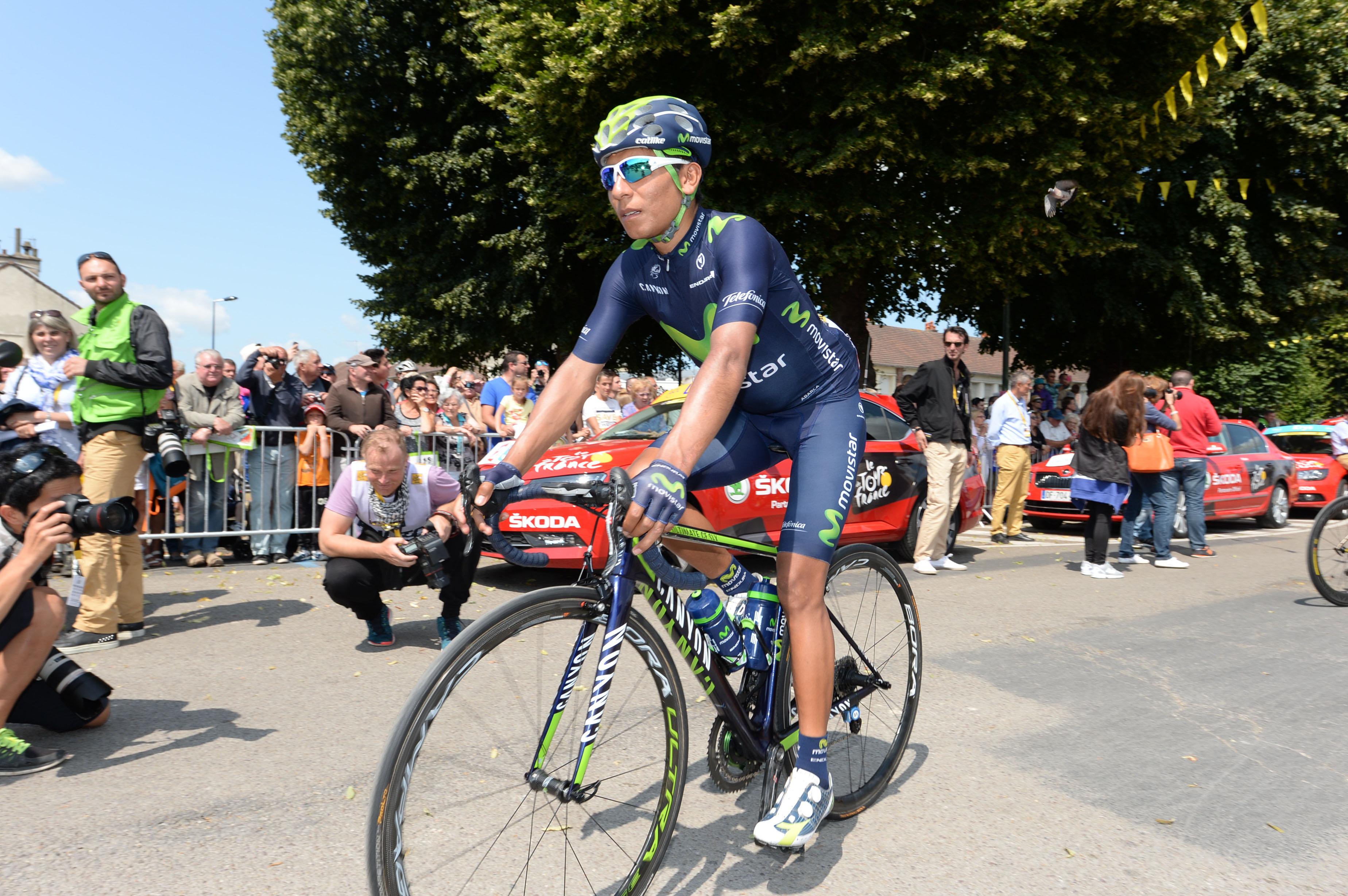 Tour de France 2015 - 6. Etappe - Nairo Quintana