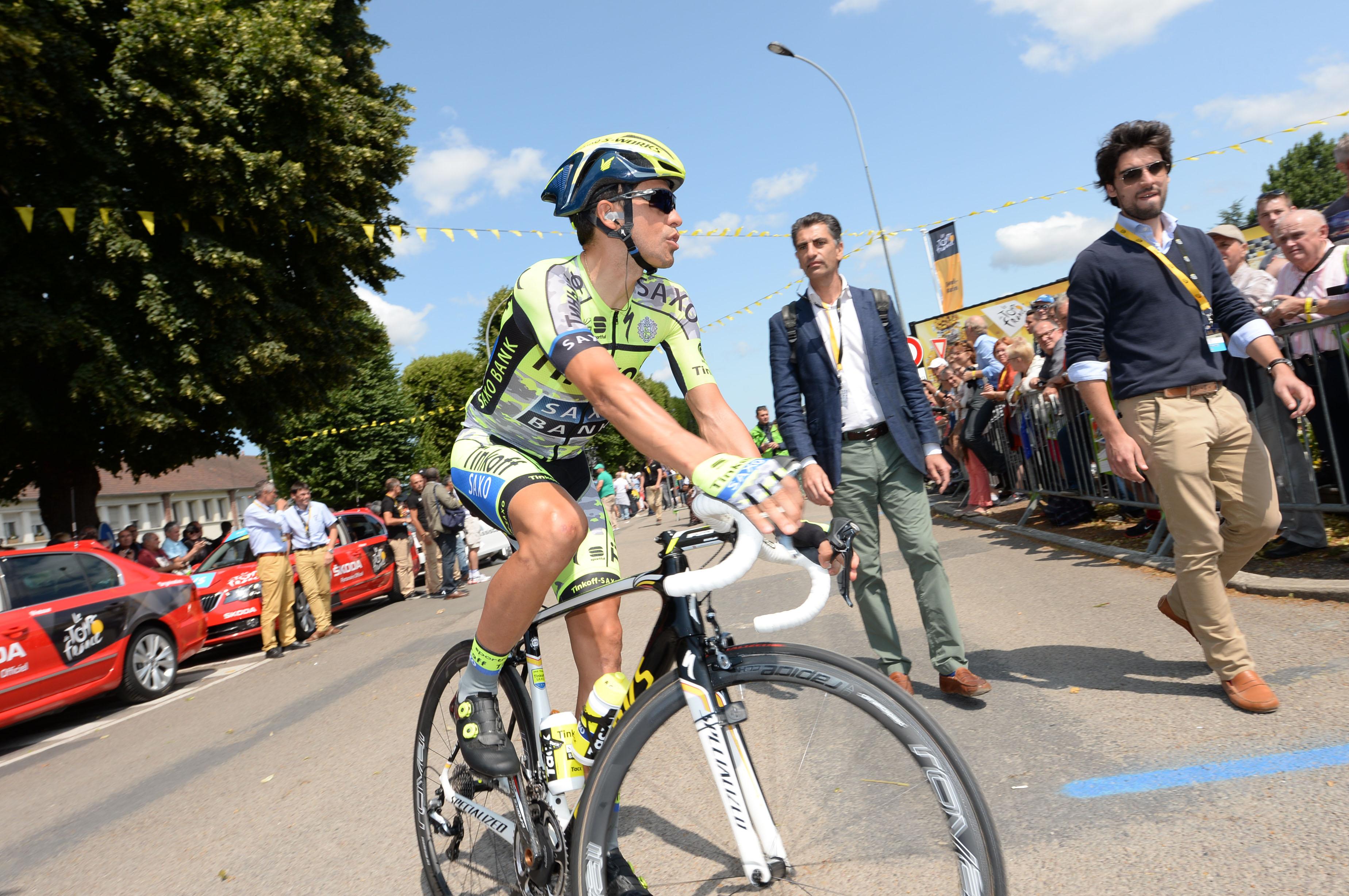 Tour de France 2015 - Alberto Contador