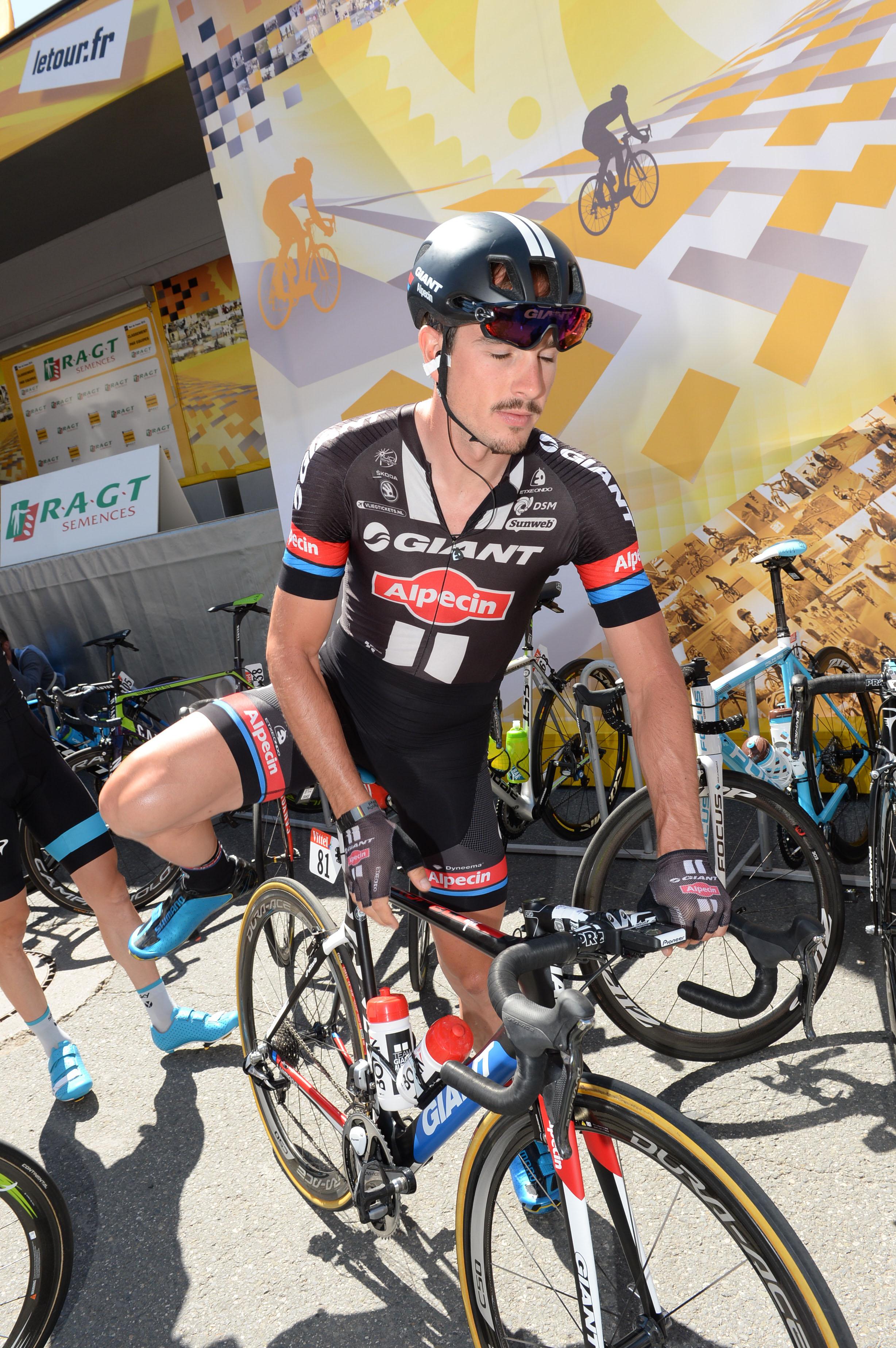 Tour de France 2015 - 7. Etappe & 13. Etappe - John Degenkolb erreicht den 4. Platz. (pic: Sirotti)