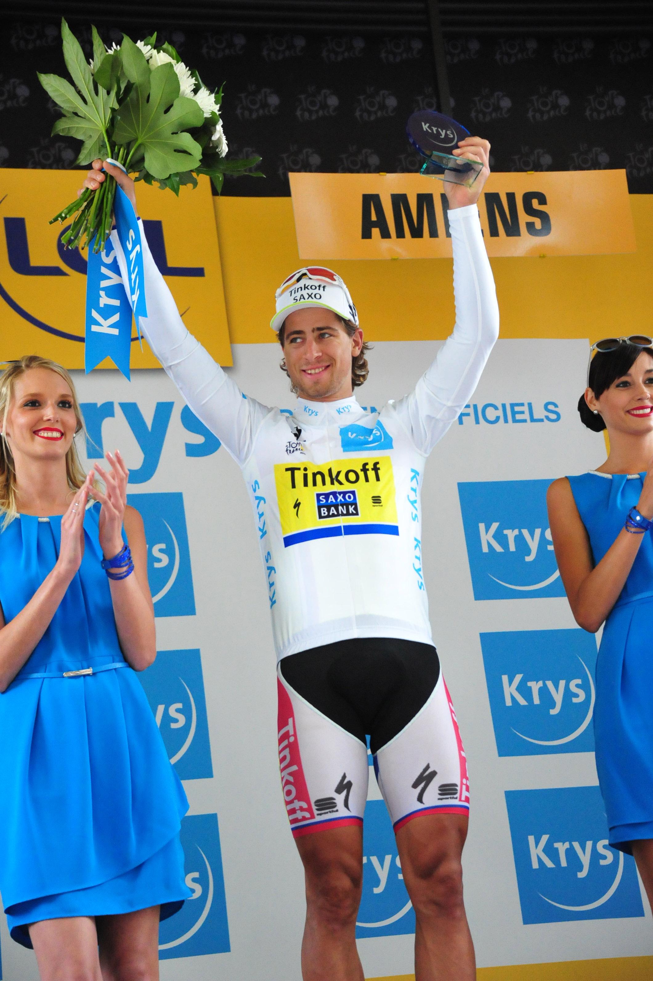 Peter Sagan - Tour de France 2015 - 5. Etappe