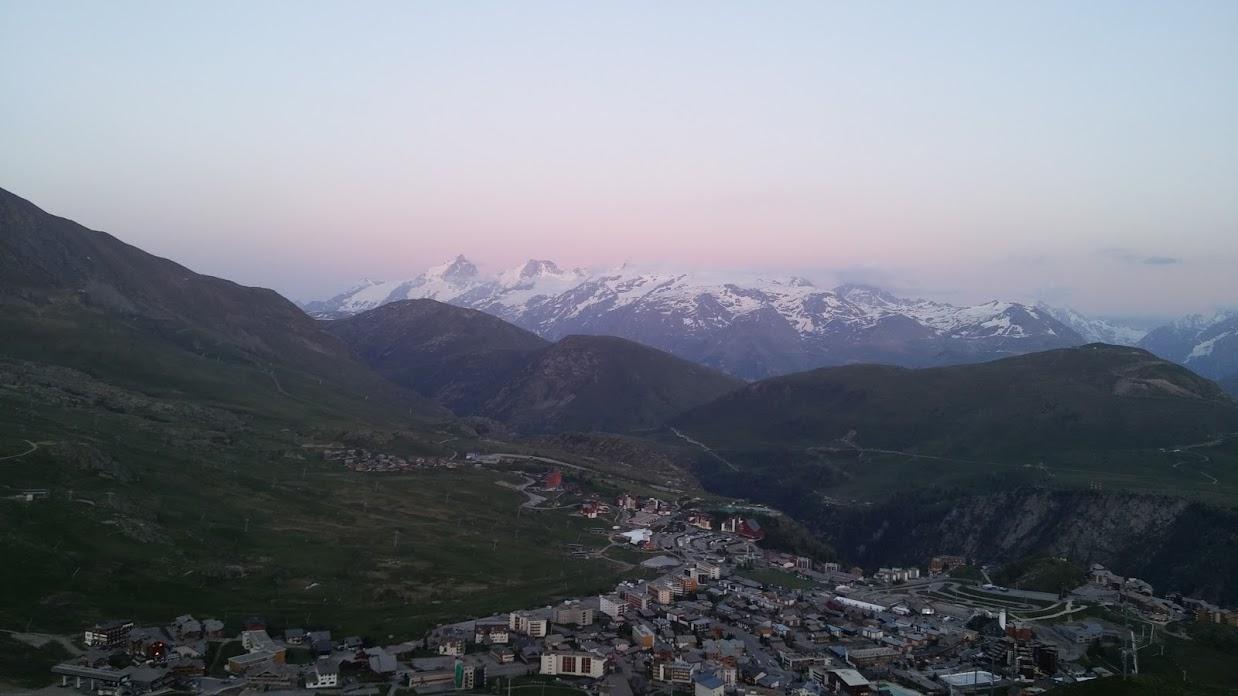 Die Alpen ziehen Radsportler schon immer an!